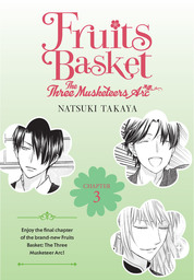 Fruits Basket: The Three Musketeers Arc Serial