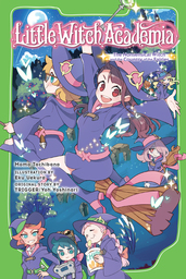 Little Witch Academia Light Novel