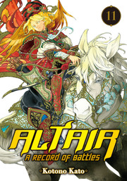 Altair: A Record of Battles Volume 11