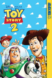 Disney Manga: Pixar's Toy Story, Vol. 2