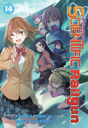 A Certain Scientific Railgun Vol. 14