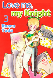 Love me, my Knight, Volume 3