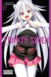 Trinity Seven, Vol. 17