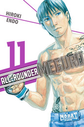All-Rounder Meguru Volume 11