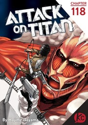 Attack on Titan Chapter 118