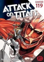 Attack on Titan Chapter 119