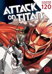 Attack on Titan Chapter 120