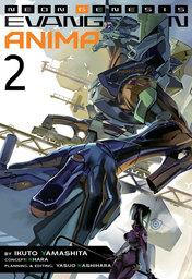 Neon Genesis Evangelion: ANIMA Vol. 2