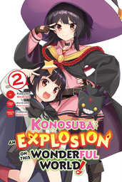 Konosuba: An Explosion on This Wonderful World!, Vol. 2
