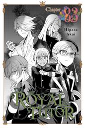 The Royal Tutor Serial