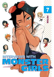 Interviews with Monster Girls Volume 7