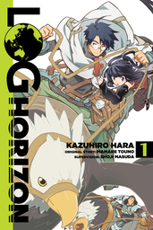 Log Horizon Manga