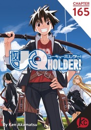 UQ Holder Chapter 165