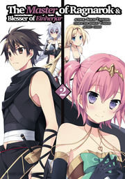 The Master of Ragnarok & Blesser of Einherjar Volume 2