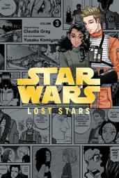 Star Wars Lost Stars, Vol. 3