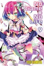 No Game No Life, Vol. 9