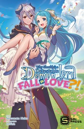 Why Shouldn't a Detestable Demon Lord Fall in Love?!