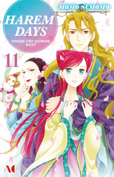HAREM DAYS THE SEVEN-STARRED COUNTRY, Volume 11
