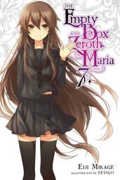 The Empty Box and Zeroth Maria, Vol. 7