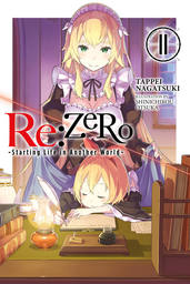 Re:ZERO -Starting Life in Another World-, Vol. 11
