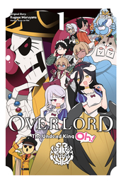 Overlord: The Undead King Oh!