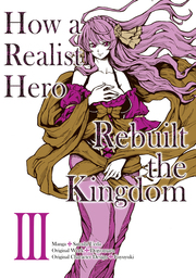How a Realist Hero Rebuilt the Kingdom  Volume 3