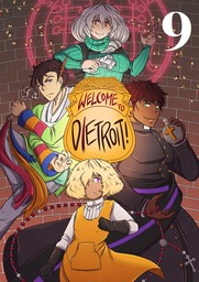 WELCOME TO DIETROIT, Chapter Collections