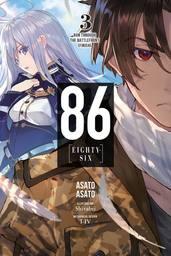 86--EIGHTY-SIX, Vol. 3