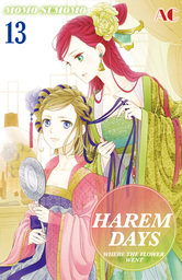 HAREM DAYS THE SEVEN-STARRED COUNTRY, Volume 13