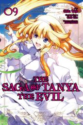 The Saga of Tanya the Evil, Vol. 9