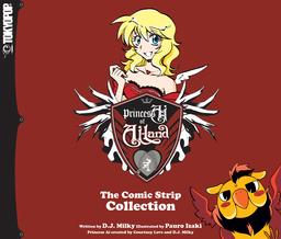 Princess Ai of Ai-Land: The Comic Strip Collection manga