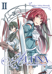 Altina the Sword Princess: Volume 2