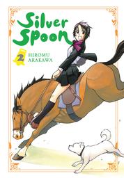 Silver Spoon, Vol. 2