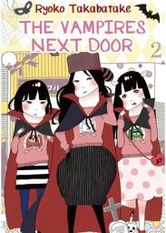 The Vampires Next Door, Volume 2