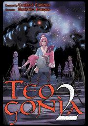 Teogonia: Volume 2