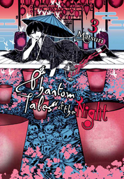 Phantom Tales of the Night, Vol 3