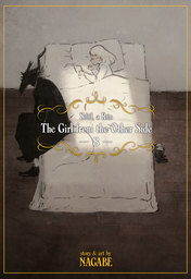 The Girl From the Other Side: Siuil, a Run Vol. 8