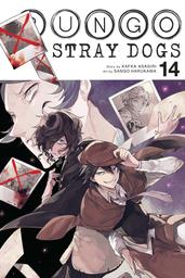 Bungo Stray Dogs, Vol. 14