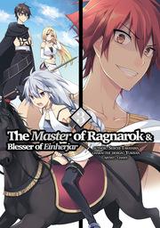 The Master of Ragnarok & Blesser of Einherjar  Volume 3
