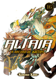 Altair: A Record of Battles 16