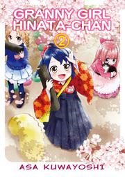 GRANNY GIRL HINATA-CHAN, Volume 2