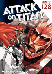 Attack on Titan Chapter 128