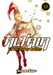 Altair: A Record of Battles 18