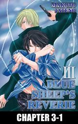 BLUE SHEEP'S REVERIE (Yaoi Manga), Chapter 3-1