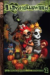 I Luv Halloween Volume 2