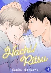 Hachi/Ritsu (Yaoi Manga), Chapter 8