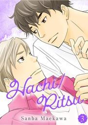 Hachi/Ritsu (Yaoi Manga), Chapter 3