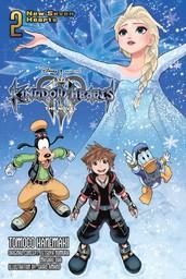 Kingdom Hearts III: The Novel, Vol. 2