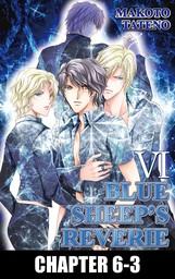 BLUE SHEEP'S REVERIE (Yaoi Manga), Chapter 6-3