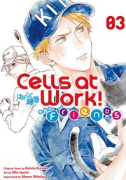 Cells at Work and Friends! 3